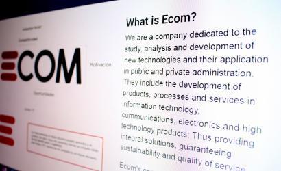 La web de ECOM ahora en inglés y adaptable para dispositivos móviles