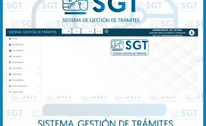 ECOM desarrolló el sistema de GESTIÓN DE TRÁMITES para el Gobierno Provincial