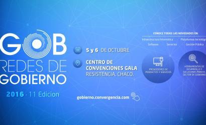 Chaco será anfitrión del principal evento de nuevas tecnologías para la función pública