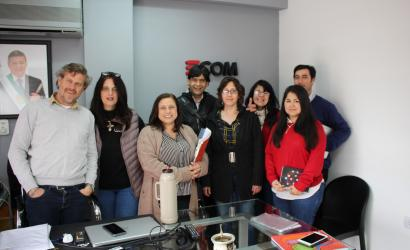 ECOM trabaja para agilizar trámites de concursos online